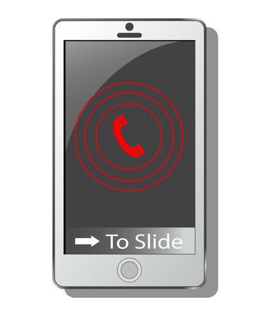 smartphone hand: hand holding smartphone on gray background