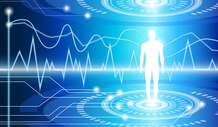 medical science in future and beat pulse