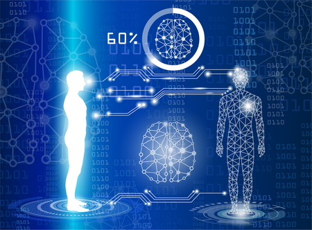 technology with science in future and cloning