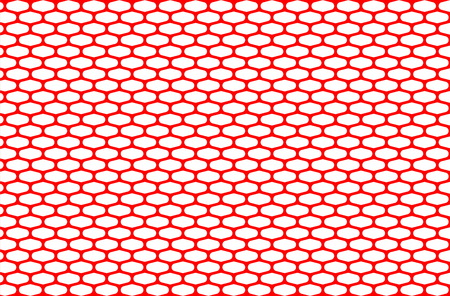 abstract pattern red net on white background,design mash and decoration for backdrop,beautiful wallpaper with simple shape