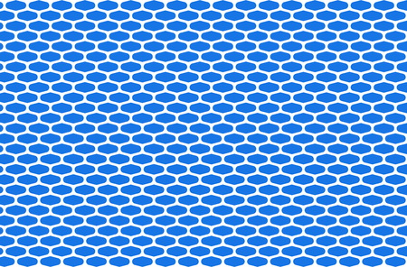 abstract pattern white net on blue background,design mash and decoration for backdrop,beautiful wallpaper with simple shape Çizim
