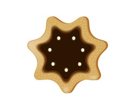 cookies stars Stock Vector - 19677109