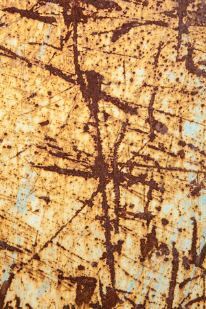 metal sheet: old rusty sheet metal background