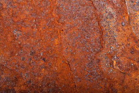 old rusty metallic background