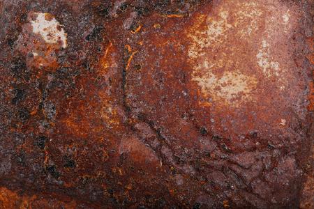old macro: old rusty metal. macro background