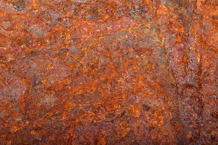 Old rusty metal