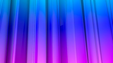 three-dimensional plane of iridescent color. 3d render Banco de Imagens - 123004116