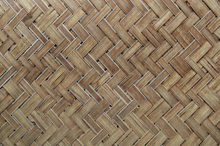 Texture of Bamboo Handicraft Detail. Photo taken on: March 12th, 2014   photo