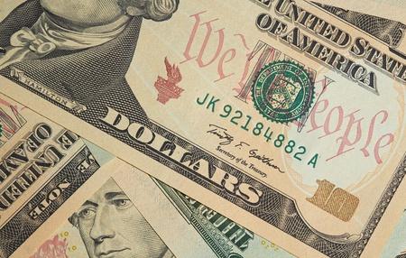 alexander hamilton: Valuta americano, dollari americani
