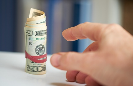grabing: American Currency, American Dollars