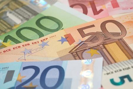 billets euros: Les billets de banque europ�ens, des devises Euro � partir de l'Europe, en euros