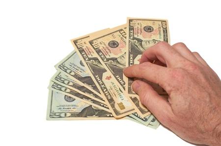 American Currency, American Dollars