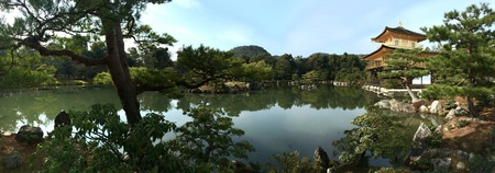 gold: Golden Pavilion Kinkaku