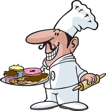 Chef 版權商用圖片 - 18678671