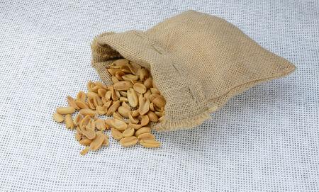 cyst: peanuts