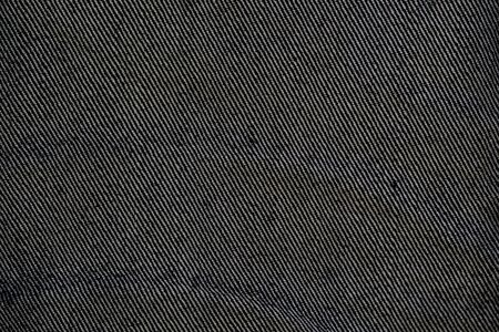 Close-up picture of old jeans fabric texture, jeans fabric pattern background Stock Photo