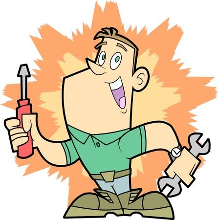 repair man: Handyman Repair Man