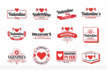 Wedding Retro Vintage Vector Label for banner Stock Vector - 118109249