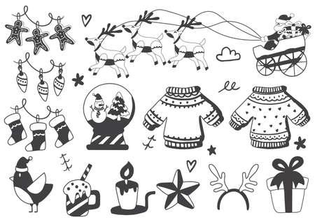 christmas label Vector Logo for banner, poster, flyer 版權商用圖片 - 159304652