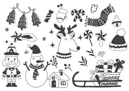 christmas label Vector Logo for banner, poster, flyer 版權商用圖片 - 159304665