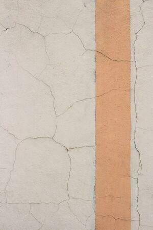 fissure: Crack mur