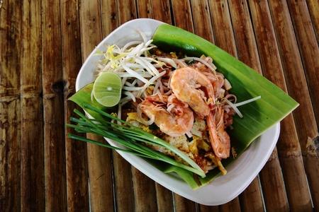 famous: Famous Phad Thai food