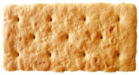 graham: graham cracker isolated