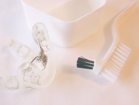 dental appliance used to aid sleep apnea