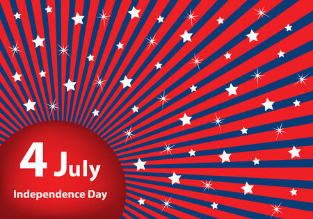 American flag background colors with stars and stripes symbolizing 4th july independence day