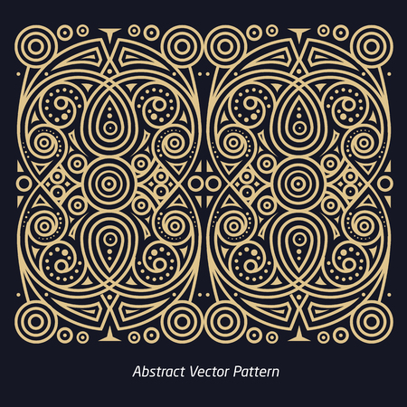 contours: Abstract pattern contours
