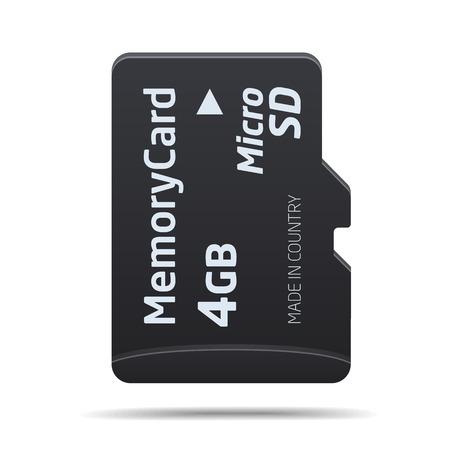 sd: Micro SD memory card
