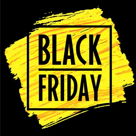 Banner Black Friday trend vector eps trend vector eps Illustration