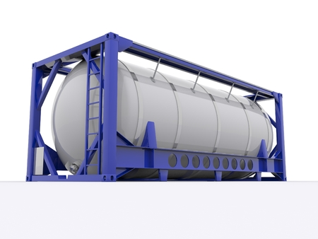 fuel storage: tank container