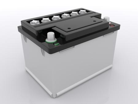 car battery photo
