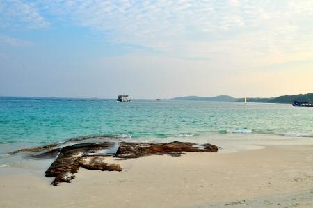 samet: beach sa-met Stock Photo