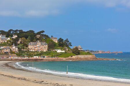 serf: Paysage de mer en Bretagne. Prise de vue horizontale