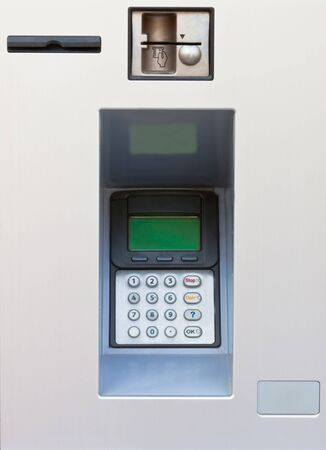 No Brand ATM Banking Machine Front Panel photo