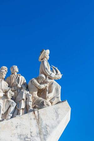 discoveries: Padrao dos Descobrimentos - The Monument to the Discoveries in Lisbon, Portugal