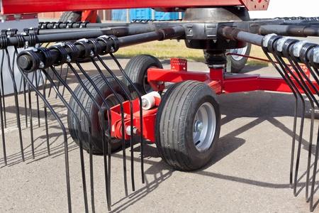 farm equipment: New Hay Raker Farm Equipment Outdoor Selling