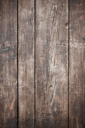 wood fences: Old wooden planks surface background. Vertical shot Stock Photo