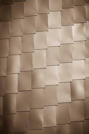 vignetted: Vinyl Tile wall Background. Vertical vignetted shot