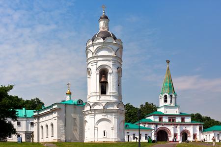 Church of St George in Kolomenskoye, Moscow, Russia