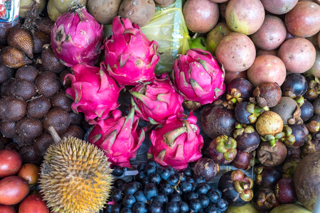 dragonfruit: Dragonfruit on Market