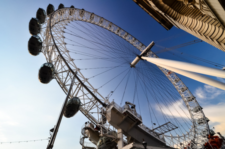 parliamentary: The London Millennium Wheel