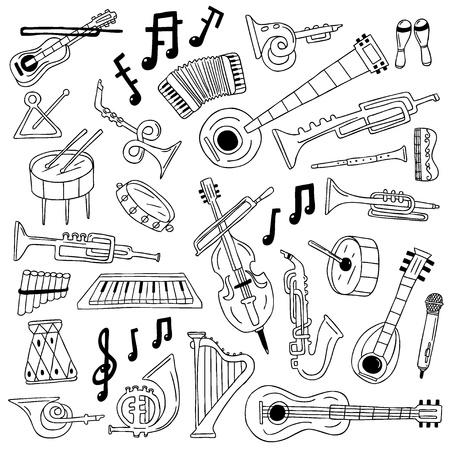 harfe: Jazz - Kritzeleien