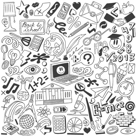 Education - doodles collection