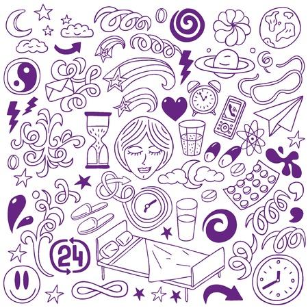 sleep doodles photo