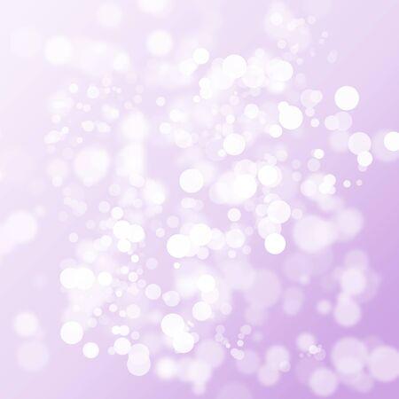 Bokeh abstracto desenfoque de fondo violeta claro