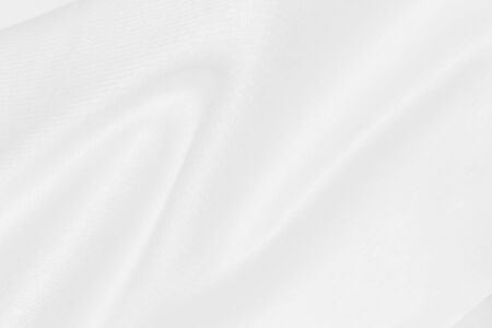 elegrance soft fabric white abstract fashion smooth curve shape decorate textile background
