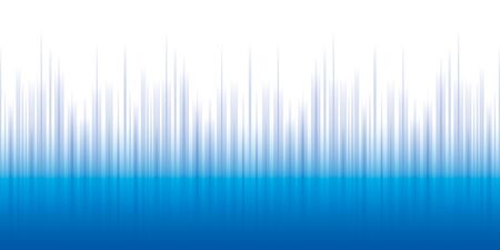 Blue waves background. Modern abstract wide background. Stock Photo